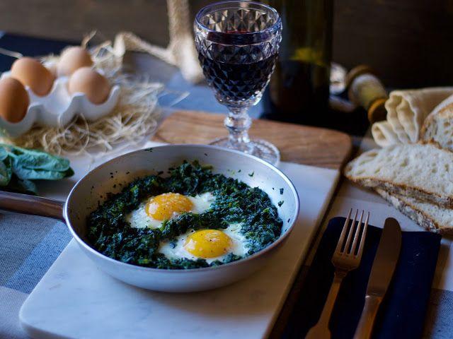 Innamorarsi in cucina: Uova alla fiorentina
