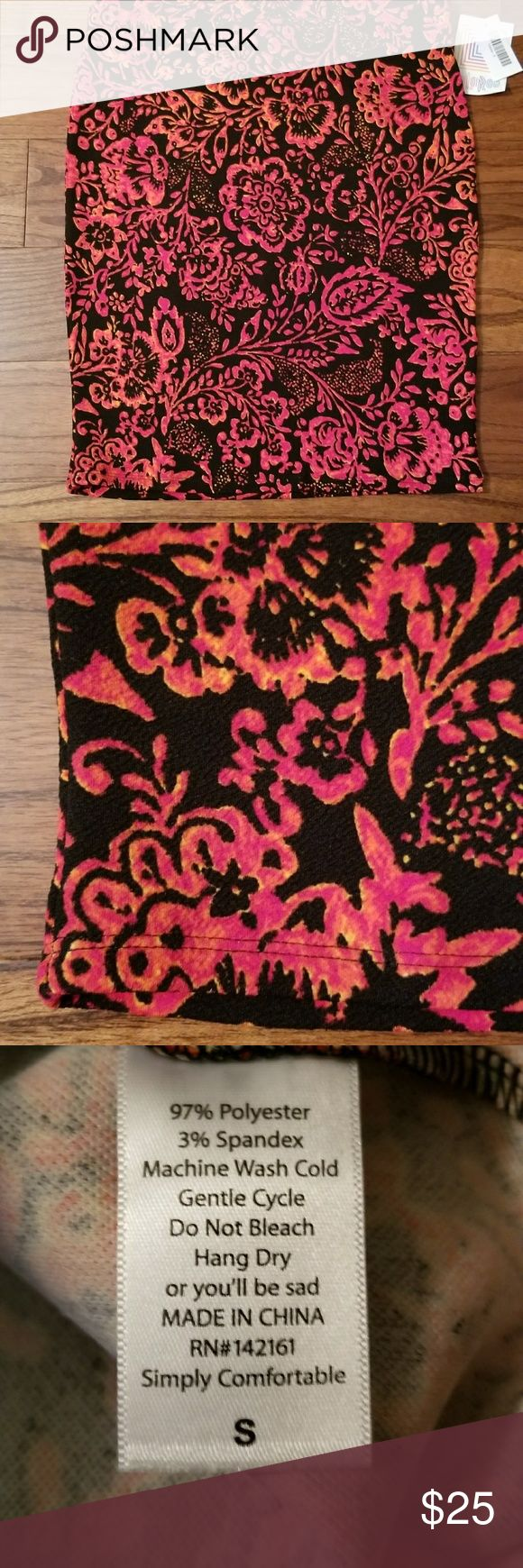 LLR Cassie Size small pencil skirt LuLaRoe Skirts Pencil