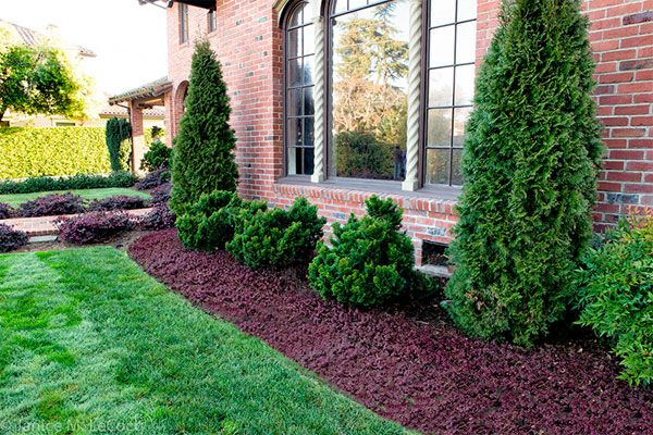 """Great landscaping is more than the pretty face of your home — it can be the first line of defense between you and natural disaster."" via HouseLogic"