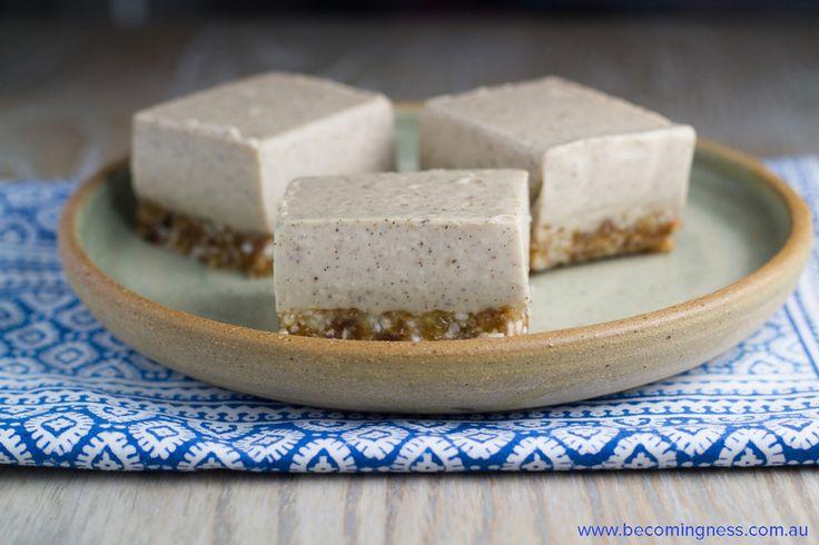 Vanilla Custard Slice - Vanessa Vickery | Becomingness | Say Yes to Your Health