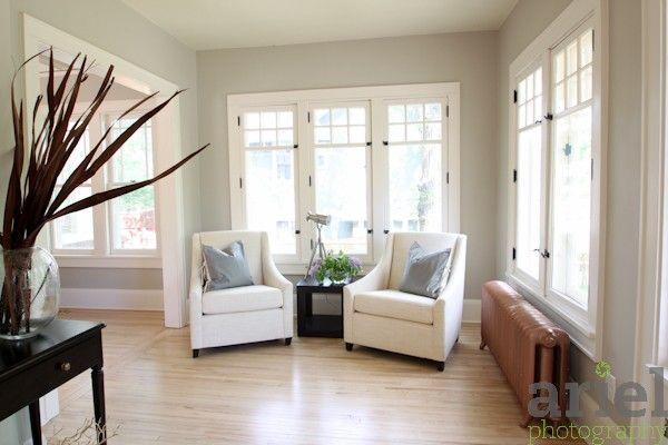 Nicole Curtis Rehab Addict - Minnehaha House living room #interior #design