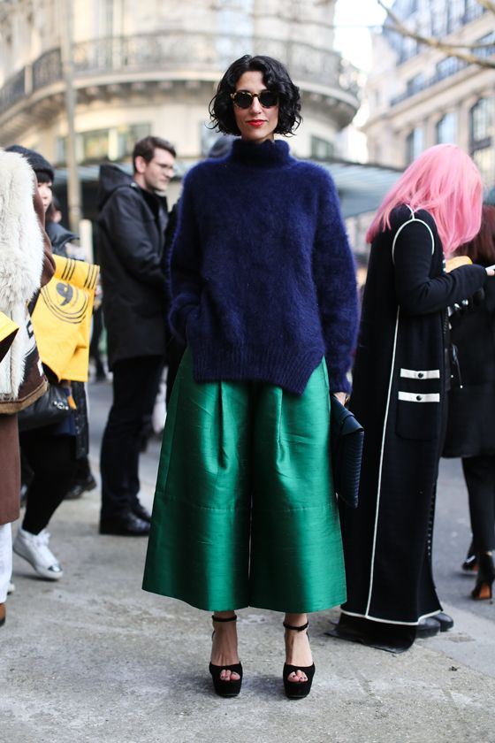 (via ALL THE PRETTY BIRDS: Paris Fashion Week FW13 // Yasmin Sewell)