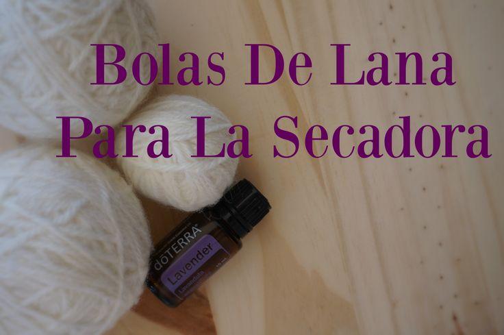 Bolas De Lana Para La Secadora | Wool Dryer Balls