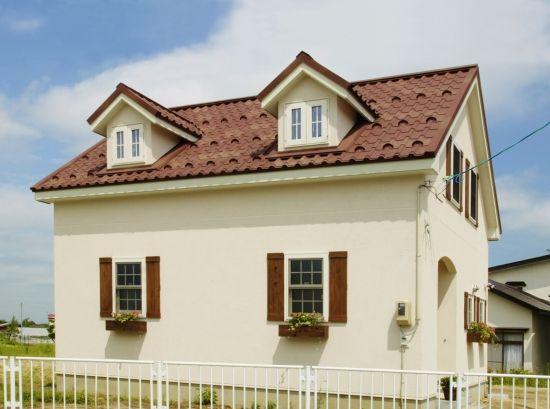 スコットランドでみたようなコテージ風のかわいい家 - かわいい家photo