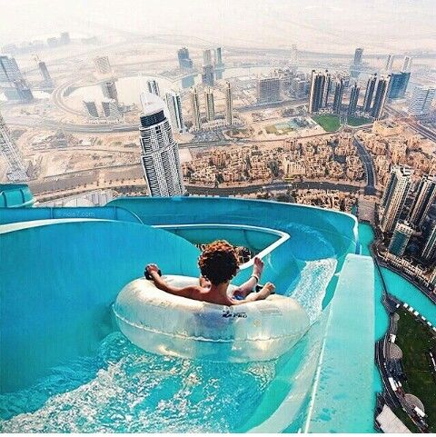 Dubai UAE...Wild Wadi Waterpark
