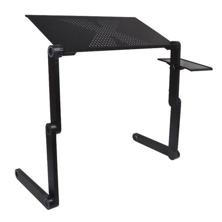 Desk Relax™ Work standing or Computing on the couch has never been so comfortable Do you use your laptop when laying in bed or relaxing on the couch? Your lapto