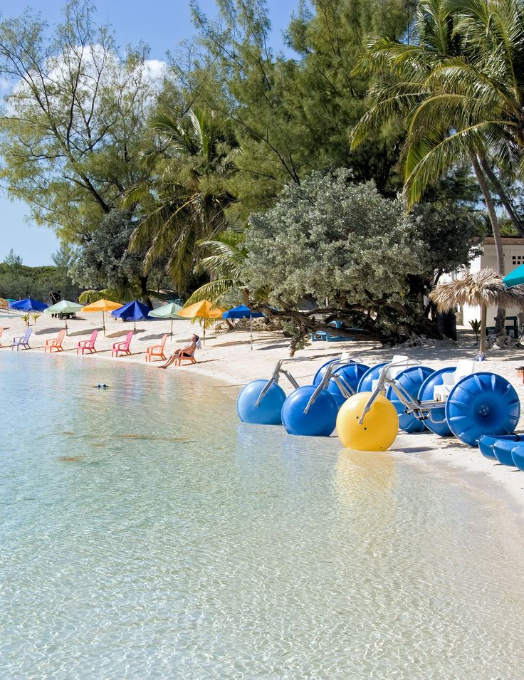 Nassau Blue Lagoon Island Beach Day