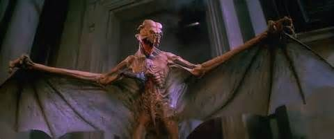 Lifeforce 1985 -  the aliens are part of a race of space vampires that consume the life force of living beings.