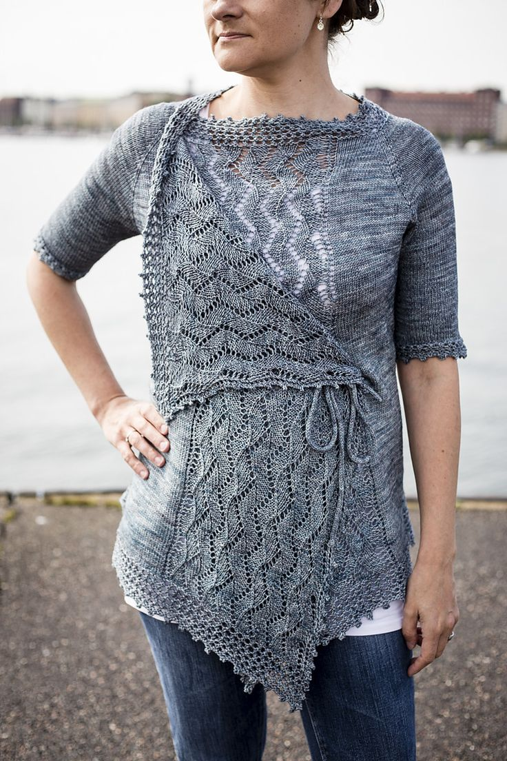 332 best rozpinane images on Pinterest   Knit patterns, Jackets and ...