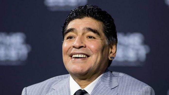 I want another go at coaching Argentina  Diego Maradona