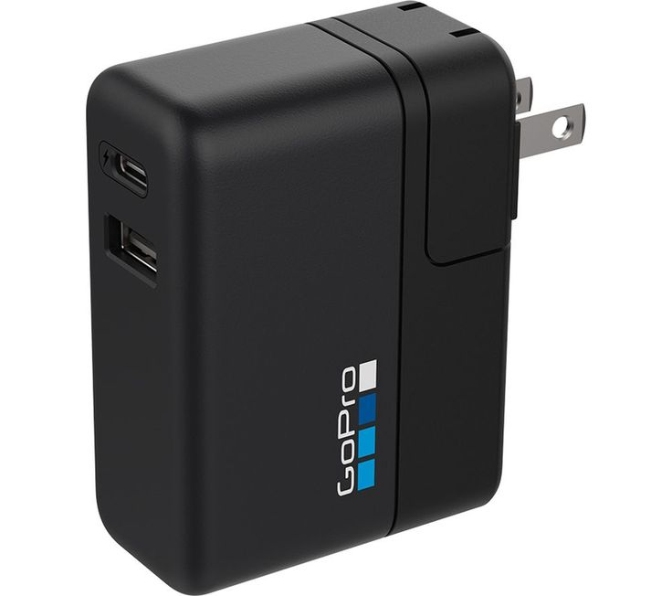Buy Gopro AWALC-002 Supercharger International Dual Port Charger - Black, Black Price: £46.61 Charge two GoPro devices or other USB devices simultaneously using the GoPro AWALC-002 Supercharger International Dual Port Charger.The 27.5 W USB-C port allows you to recharge the device quickly, restoring power faster than a conventional charger. You have the option to continuously power your GoPro...
