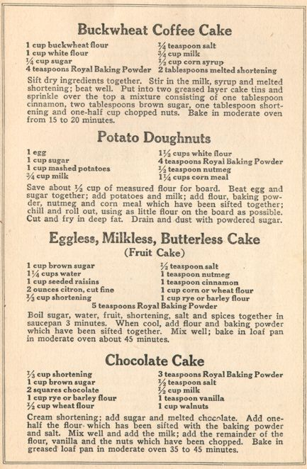 Daily Good: Depression Era Recipes That Are Both Frugal and Delicious