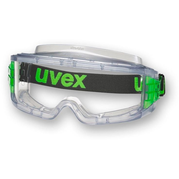 Safety goggles uvex ultravision antifog hydrophobic