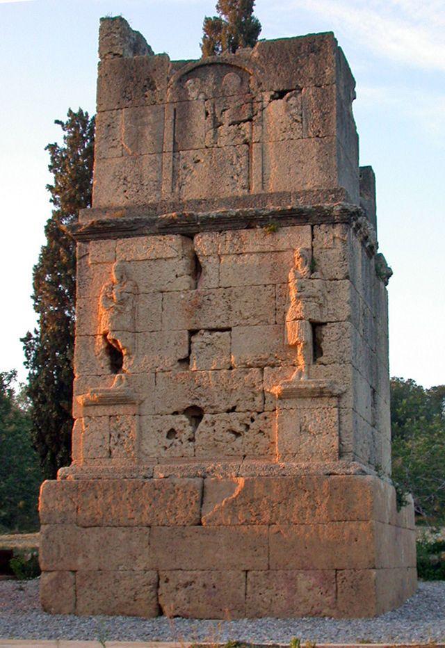 Tarragona Torre Scipioni