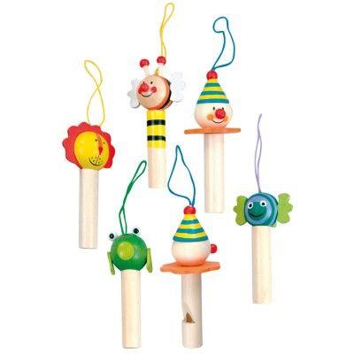 Bino Drevené hudobné nástroje - Drevená píšťalka