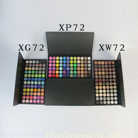 new mac cosmetics 72 color eyeshadow sale