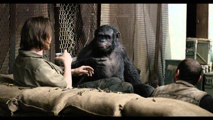 ~ La Planète des singes  l'affrontement en entier VF en Français Complet Film
