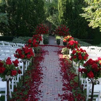 church wedding decoration ideas | Wedding Ceremony Decoration Ideas (Source: photos.weddingbycolor.com)