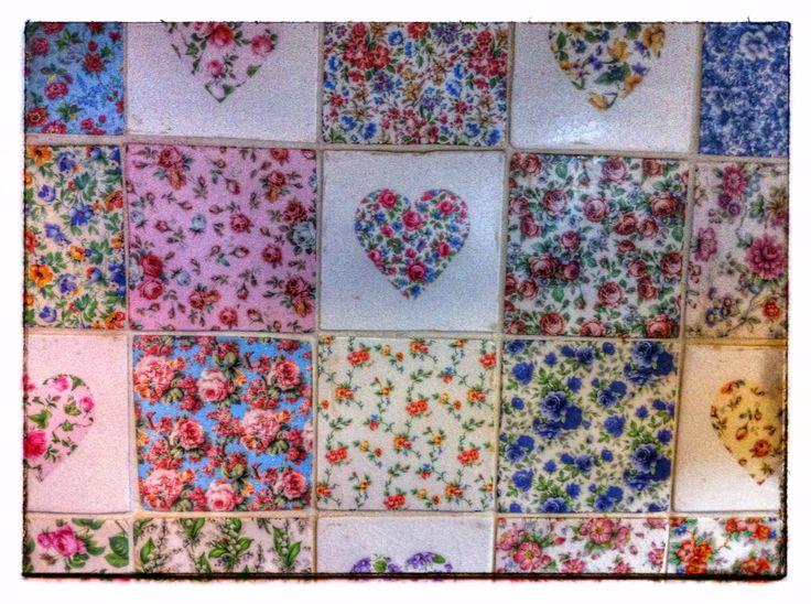Welbeck tiles love so much