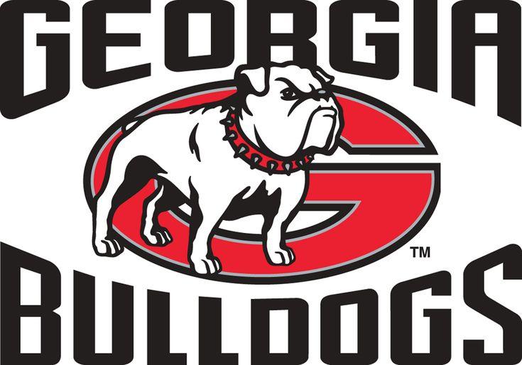Georgia Bulldogs Alternate Logo - NCAA Division I (d-h) (NCAA d-h ...