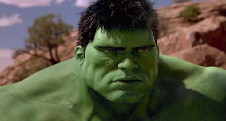 Hulk Movie 2003 | The C ontemplative Hulk (this image seriously summarizes about half of ...
