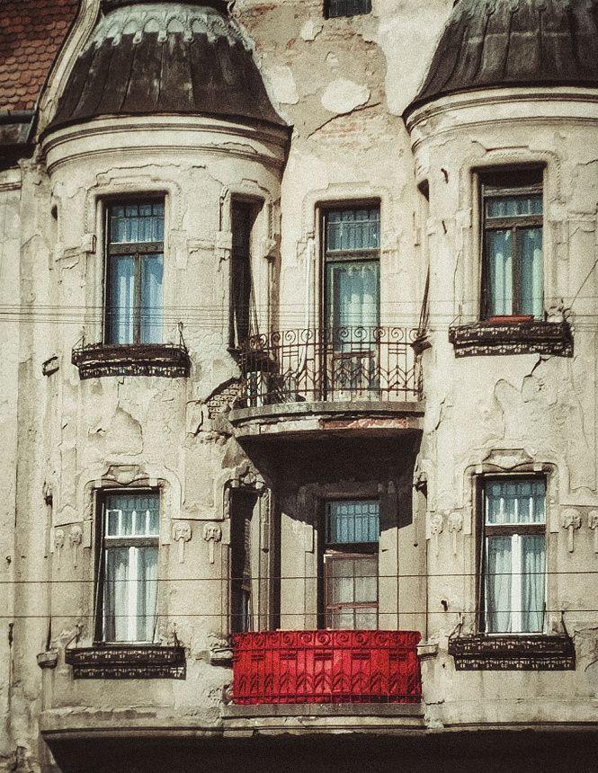 Building by Laura Sava (Timisoara, Romania)