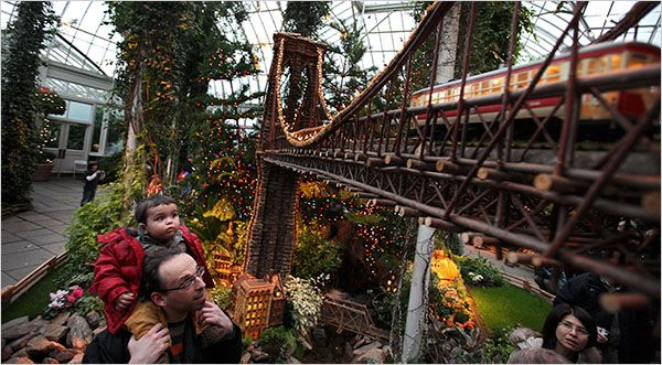 12 Best Fs 2016 Train Gardens Images On Pinterest Holiday Train Show Botanical Gardens And