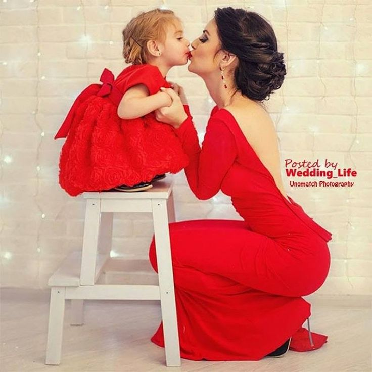 Mother & Daughter style