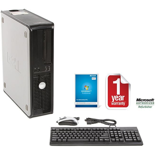 Dell OptiPlex 755 2.33GHz 160GB Desktop Computer