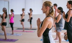 Groupon - Five Classes or Two Weeks of Unlimited Classes at Bikram Yoga Fort Lauderdale (Up to 66% Off) in Harbordale. Groupon deal price: $32