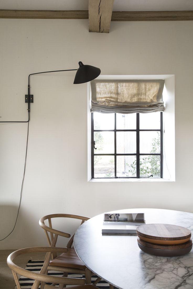 interior by amdesigns - Saarinen Table - Serge Mouille Lamp - Carl Hansen Chairs