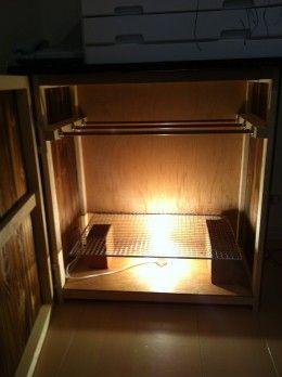 My trusty biltong box