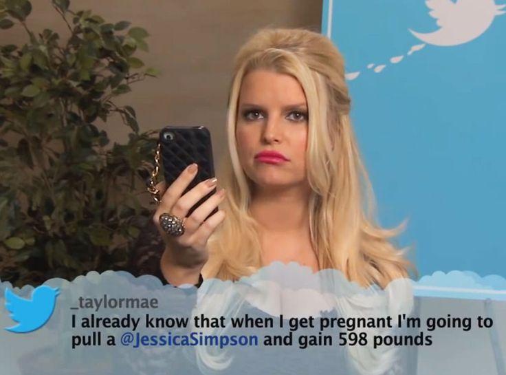 Mean celebrity tweets jimmy kimmel julia roberts