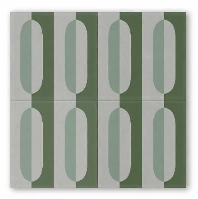 Twin Piston Special Order Cement Tile Backsplash Concrete Tiles