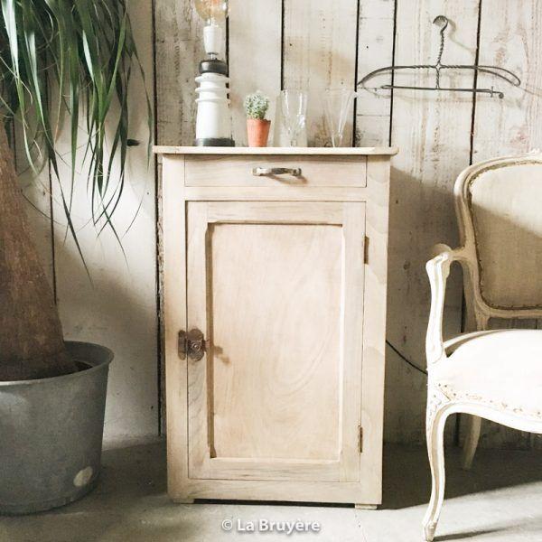 petit meuble en 2018 brocante de la bruy re pinterest petit meuble ann es 40 et profondeur. Black Bedroom Furniture Sets. Home Design Ideas
