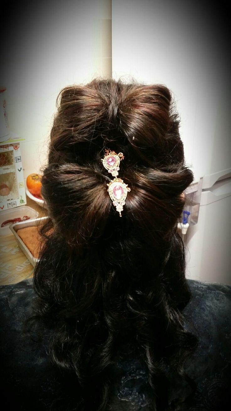 Party Hair Accessories #Bling #Hair