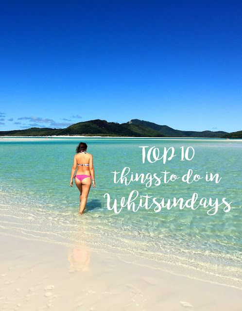 The tropical paradise that is Whitsundays with sailing, scuba diving and snorkelling combined with luxury resorts and pristine islands is a place not to miss. Read about the top things to do from this article.