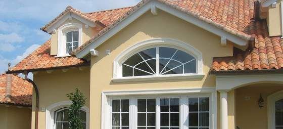 Besondere Fensterbänke   –   formschöne Fensterbank - Modelle Massive Optik - dünne Betonschale. Schalenfensterbänke von Niessen aus hochwertigem Betonwerkstein werten auch Ihre Fassade auf. Individuell auf Maß und wärmebrückenfrei.