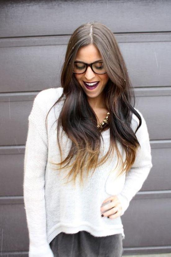 Tendencias de pelo: mechas californianas #pelo #peinados #melena