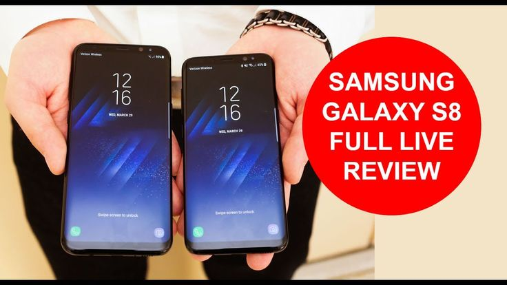 Samsung galaxy s8 | samsung galaxy s8 review | samsung galaxy s8 unboxin...