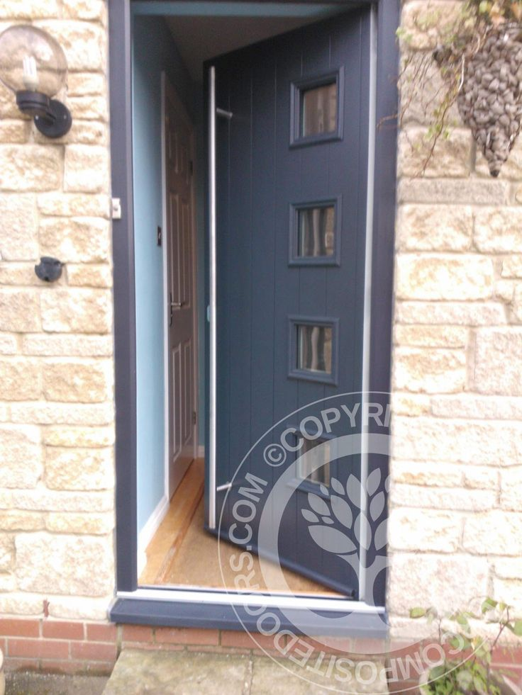 The Solidor Italia Collection Milano Composite door with designer handles continues to be a firm favourite for customers throughout the country  #solidor #timbercompositedoors #compositedoors