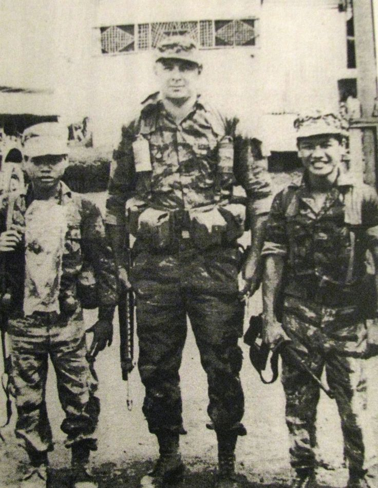 "Tom Poole was a Green Beret, a member of the Special Forces, in Vietnam in 1964. Later he became a Central Intelligence operative in Laos commanding mercenaries along the Ho Chi Minh Trail during the ""Secret War"" in 1970."