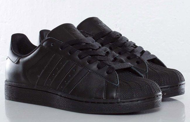 adidas Originals Superstar II | Triple Black