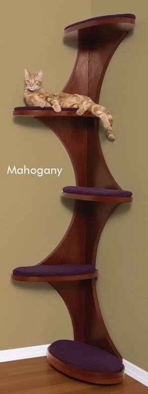 Catemporary Cat Corner Price: $249.99
