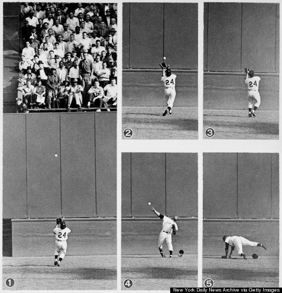willie mays 1954 world series  Willie Mays Made 'The Catch' That All World Series Highlights Are Judged Against Courtesy of Getty Images, by way of the New York Daily News Archive, here is a moment-by-moment photographic look at Mays' stunning grab and the ensuing throw.