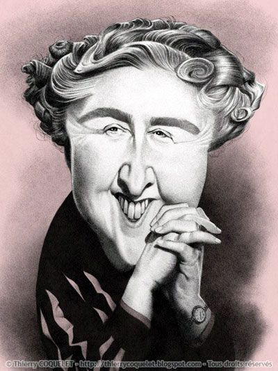 """""""The best time for planning a book is while you're doing the dishes."""" ~ AGATHA CHRISTIE"""