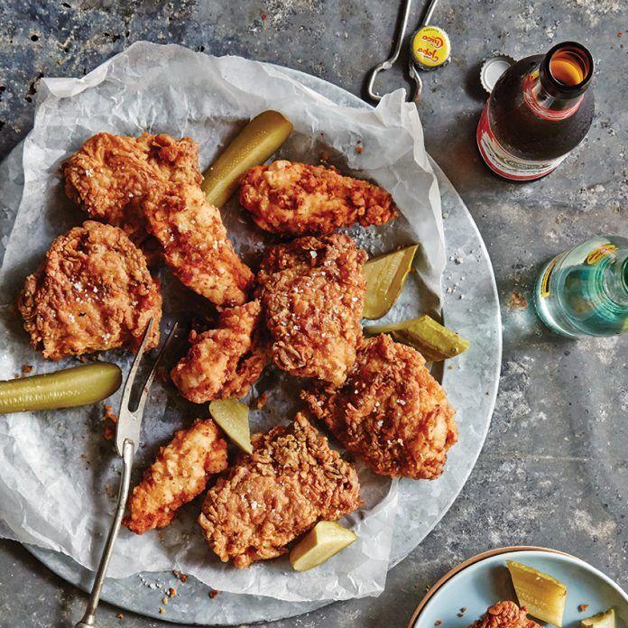 Pickle Brined Chicken Fried Chicken Brine Brined Fried Chicken Recipe Fried Chicken Recipes