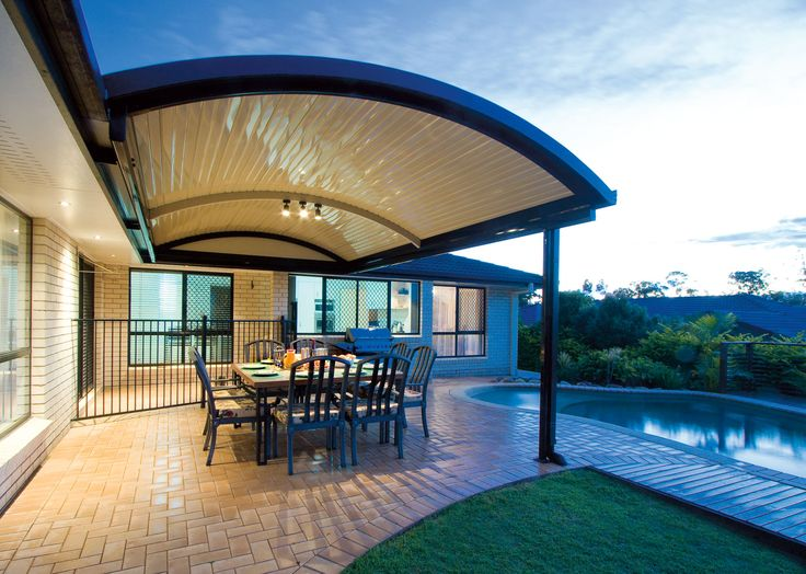 Best 11 Best Stratco Outback Curved Roof Patio Images On 400 x 300