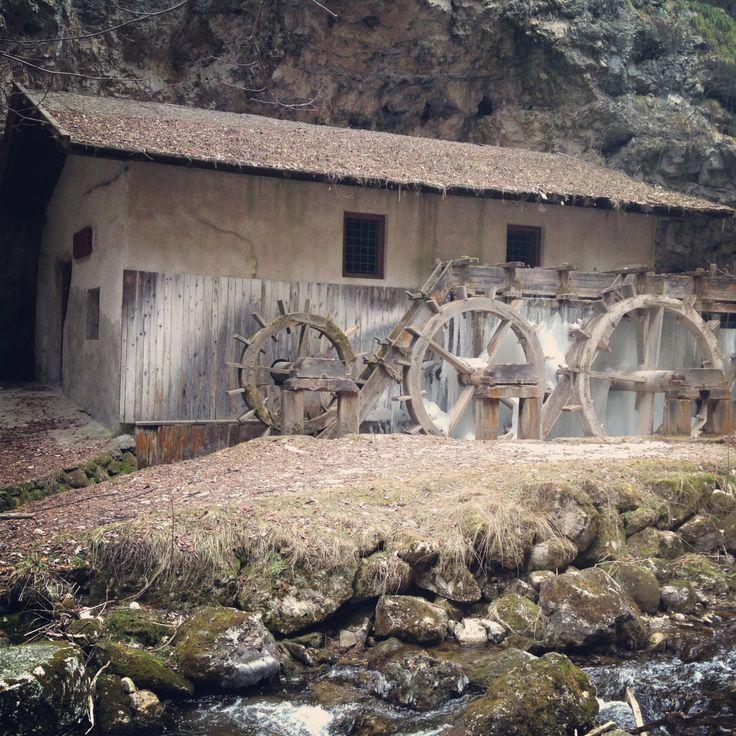 Mulino Lago Smeraldo - Fondo - Val di non - Trentino - Italy