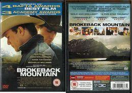 "DVD Ang Lee - Brokeback Mountain (lingua inglese) "" | In vendita su Delcampe"""